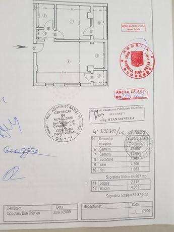 Vand apartament 2 camere in Giulesti 51 mp 2/4 bloc 2009