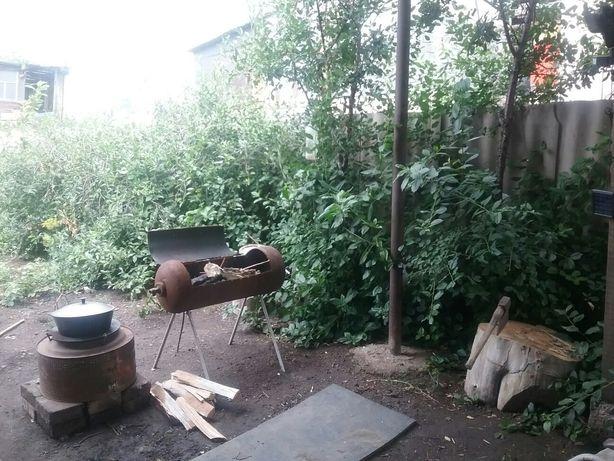 Мангал для шашлыка и курицы гриль