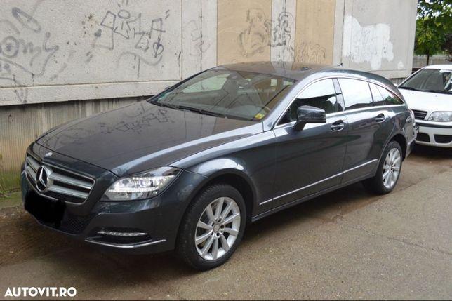 Mercedes-Benz CLS Masina arata si functioneaza perfect