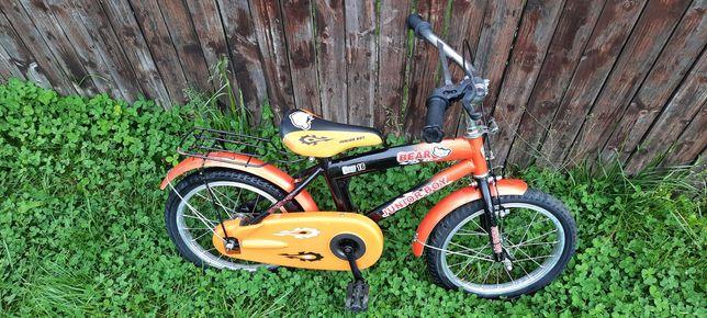 Bicicleta copii baieti cu roti pe 16