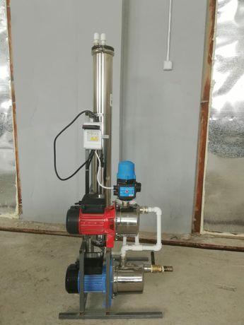 Осмус система для очистки воды