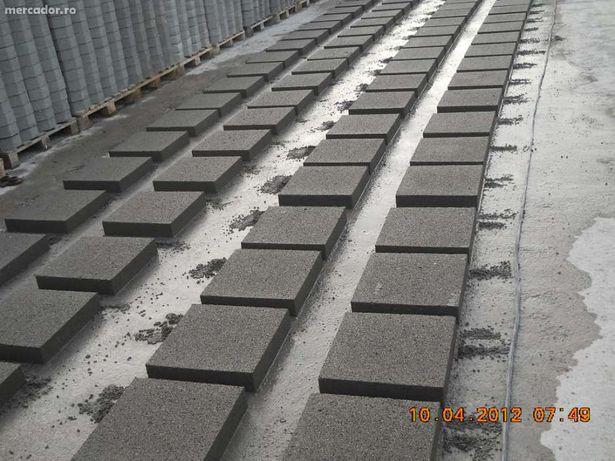 Dale din beton 40x40x8 cm