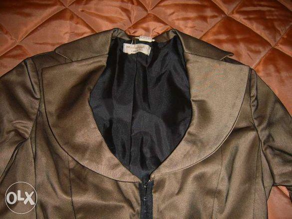 Луксозно сако сатен и тюл размер 38