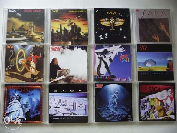 Компакт-дискове – лична колекция