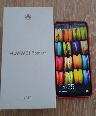 HUAVEI P smart 2019,