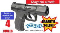 Pachet Walther METAL 4,5 Joules+6CO2 WALTHER  +1000B Precizie-0.36g