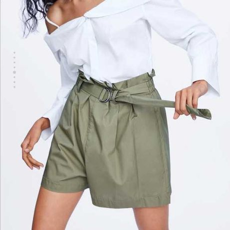 Къси панталони Зара