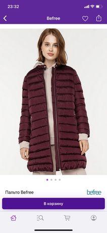 Продам пальто Befree