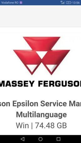Massey Ferguson Service /Parts manual 2021