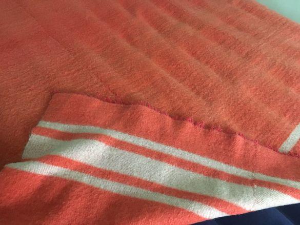 Ръчно тъкано одеало