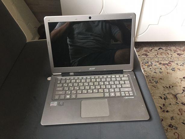 Acer Aspire S3 core I7 slim