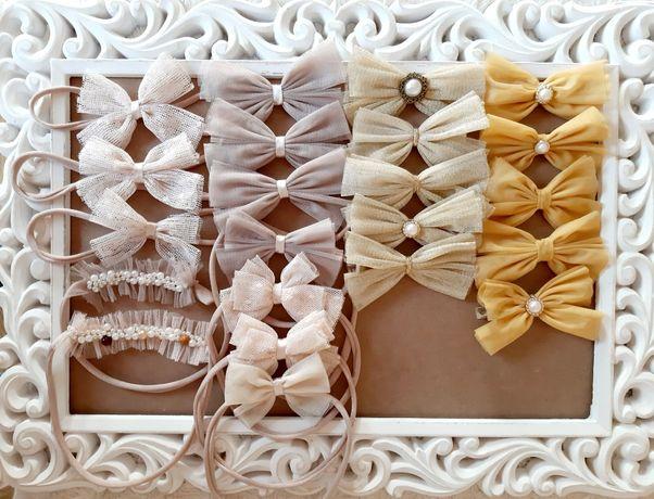 Bentite,cordelute , agrafe handmade
