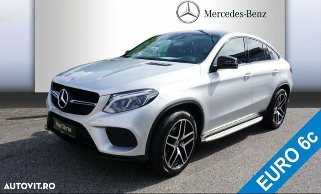 Mercedes-Benz GLE Coupe Mercedes Benz GLE 350 d 4M Coupe AMG