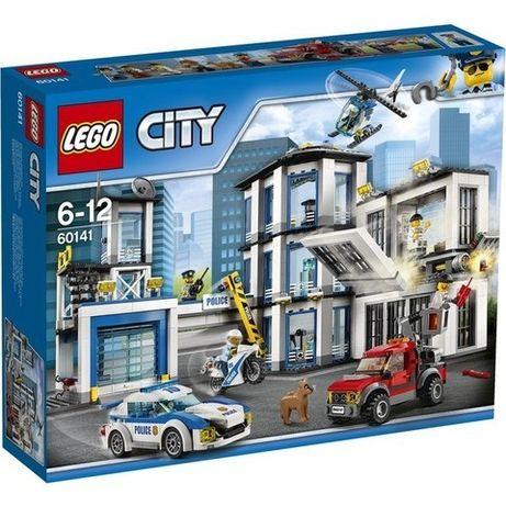 LEGO City: Полицейский участок 60141 LEGO City: