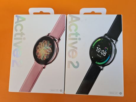 Samsung Watch Activ 2 R835,LTE,Steel, 40mm, Black,sigilat garantie