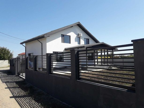 Vand casa noua Vernesti sau schimb cu ap 2 cam/gars. 117000 euro neg.