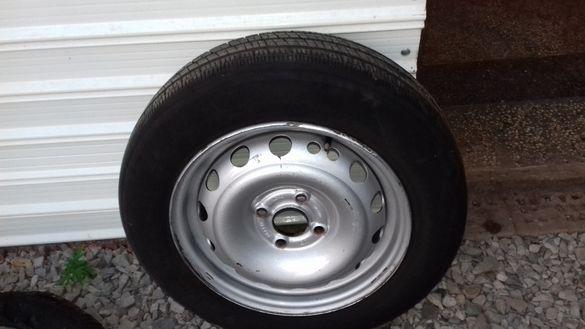 Джанта с гума за Opel Combo R14