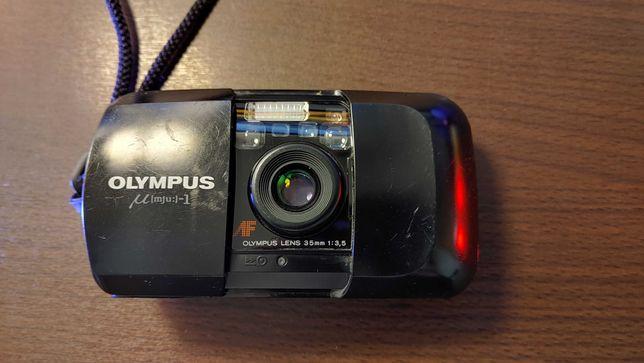 Vand/Schimb Aparate film Olympus MJU-1 ( Infinity Stylus ) + Konika