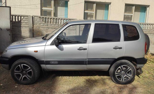 Продается ВАЗ 2123L  Шевроле