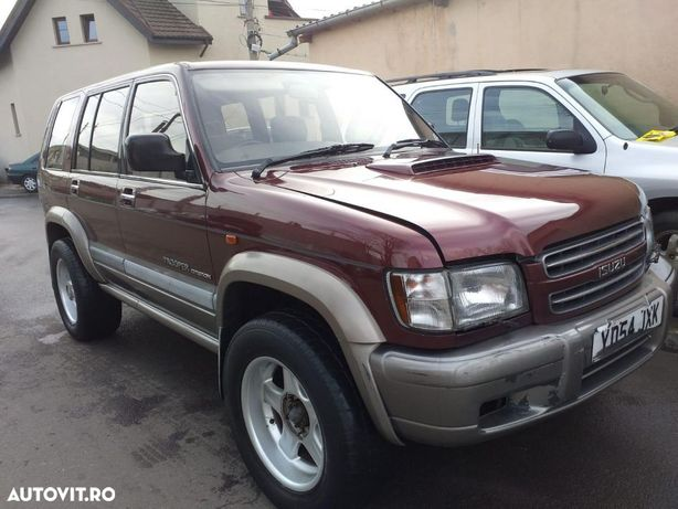 Isuzu Trooper Isuzu Trooper