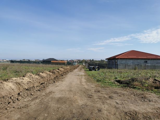 Vând teren sat Costi