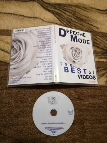 Depeche Mode - The Best Of, Volume 1 - DVD