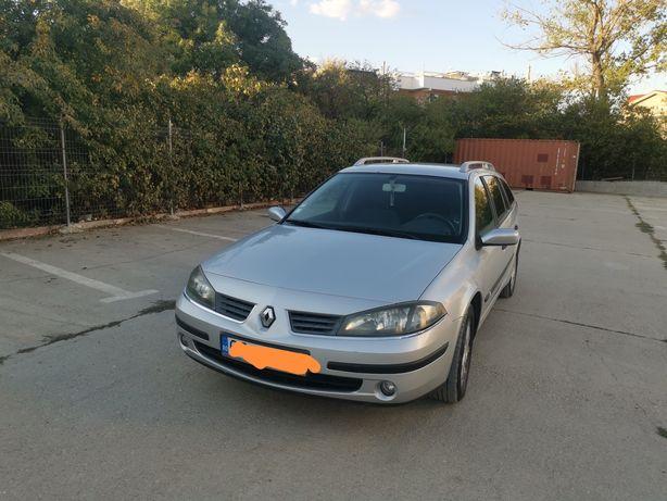 Renault Laguna 2 facelift