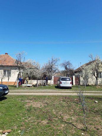 Vând casă în localitatea Hunedoara Timişană, comuna Şagu .