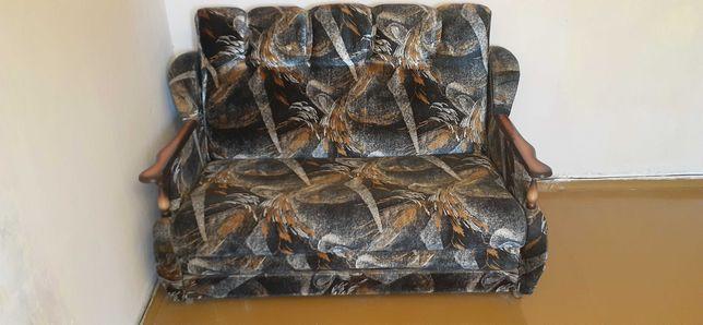 Диван, 2 кресла, раскладные