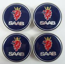 SAAB - set 4 capace pentru jante