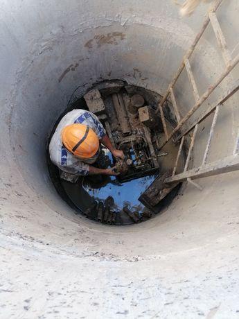 Гнб установка прокола грунта игла 20т