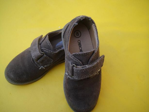 pantofi copii nr 24 piele intoarsa Cherokee