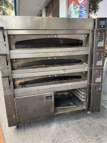 Печь для пиццы  электрическая, 800 000 в рассрочку можно