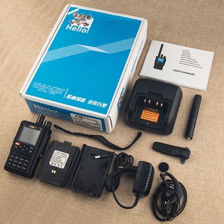 Statie BAOFENG-KSUN 10W , Full Band + GPS + Casca-microfon