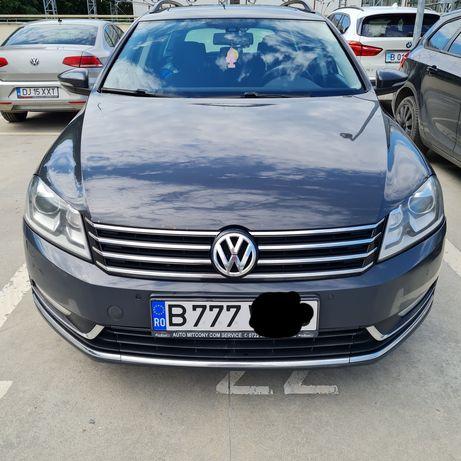 Volkswagen Passat B7 DSG Panoramic