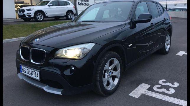 BMW x1 4x4 xenon diesel full