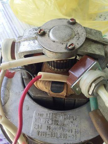 Мотор от пылесоса