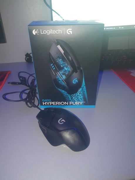 Mouse gaming Logitech Hyperion Fury G402