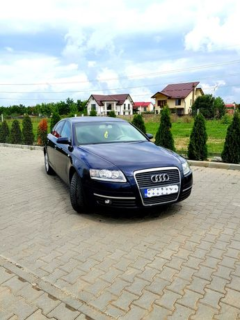 Vând Audi A6 C6 2.0 173cp