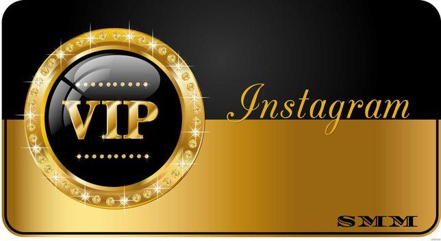 Продвижение в Instagram/IGTV (подписчики/лайки/комменты/просмотры)