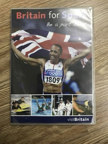 "Продам диск ""Britain for sport"""