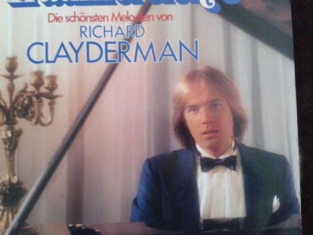 Richard Clayderman 5 Albume - discuri vinil!