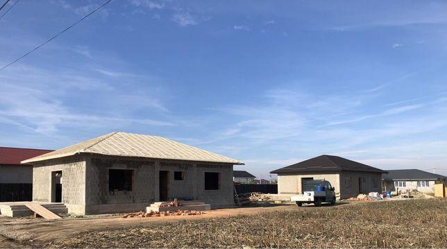Complex 2 case individuale, direct proprietar, Darza Crevedia Buftea