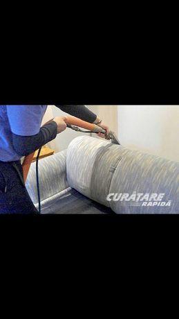 Curățare Canapele si tapiterii auto