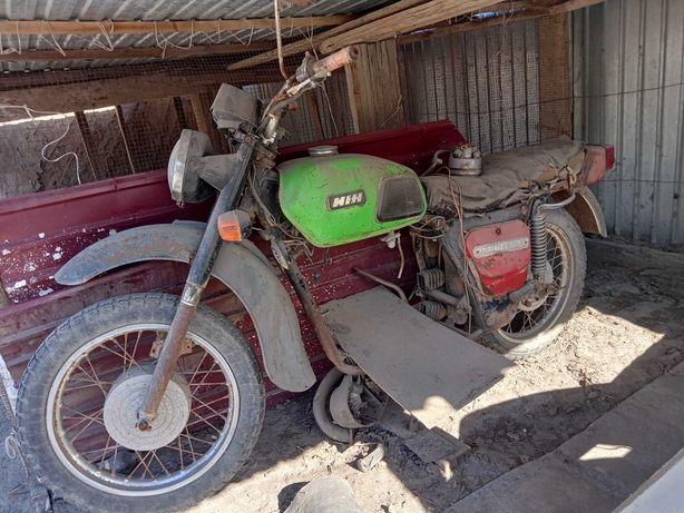 Продам или обменяю мотоцикл