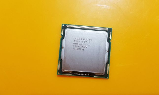 Procesor Intel Core i3-540,3,06Ghz,4MB,Socket 1156