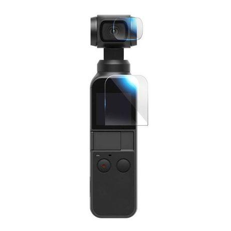 Стъклен протектор garv™ за dji osmo pocket | hdcam.bg
