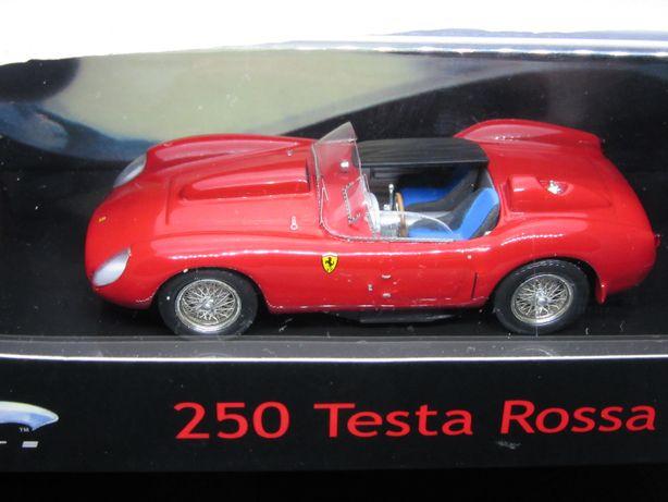 Macheta Ferrari 250 Testa Rossa Hotwheels Elite 1:43