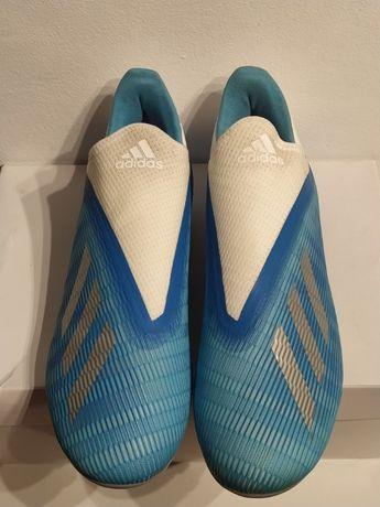 Ghete fotbal Adidas X 19.3 LL FG 44 2/3 Noi fără etichetă