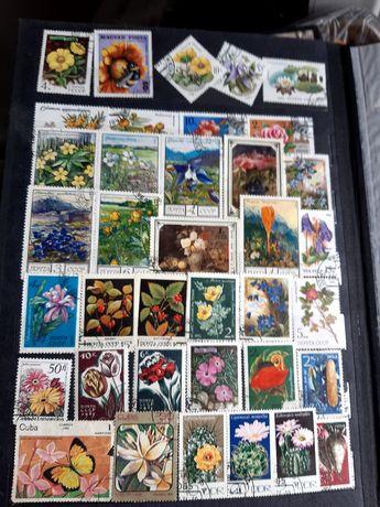Пощенски Марки колекция всякакви